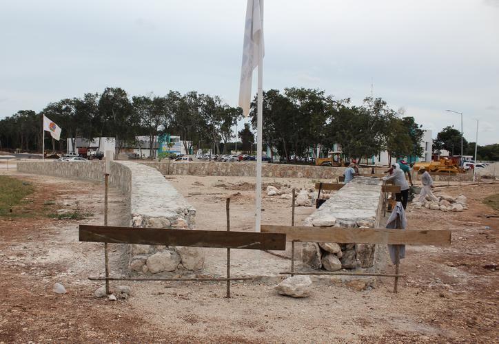 El Parque Industrial se edifica en una superficie de 300 hectáreas. (SIPSE)