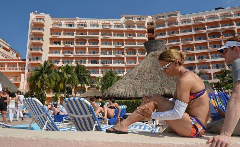 El evento permite atraer más turistas hacia la isla. (Gustavo Villegas/SIPSE)