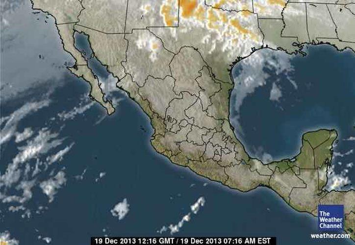 La temperatura máxima será de 27 grados centígrados y la mínima de 18. (espanol.weather.com)