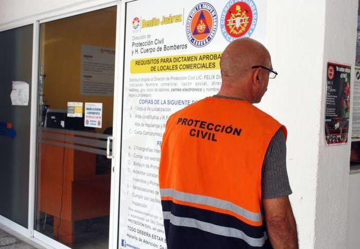 Durante los días de la jornada serán impartidos cursos y talleres que abarcan las diferentes disciplinas de protección civil. (Redacción/SIPSE)