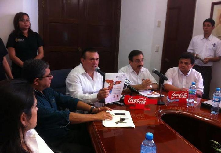 Los organizadores de la Filey informaron que por primera vez la Feria contará con sedes alternas en el interior del estado: Tizimín y Peto. (SIPSE)