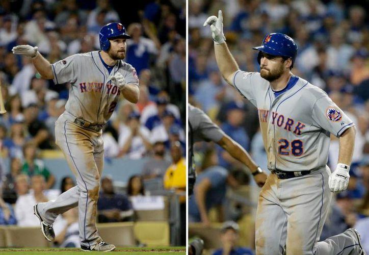 Mets de Nueva York quieren contar con los servicios de Daniel Murphy, que jugó con ellos la Serie Mundial pero hoy es agente libre. (AP)