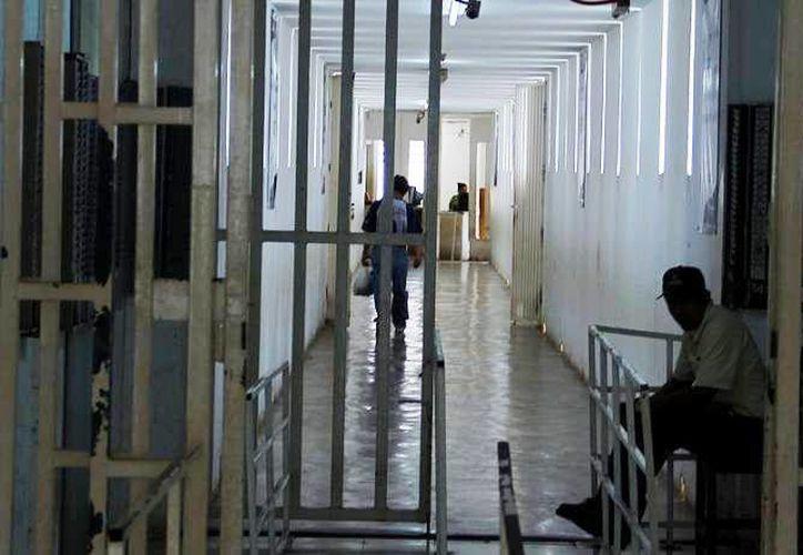 Prevalecen condiciones óptimas de seguridad por la baja incidencia de delitos graves y por consiguiente menos hacinamiento en las cárceles. (Milenio Novedades)