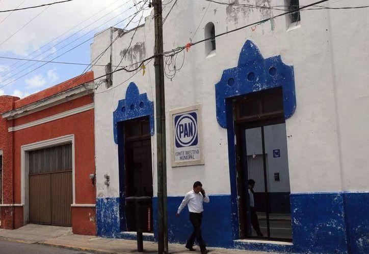 El PAN pagará 184 mil 7 pesos. (Foto: Milenio Novedades)