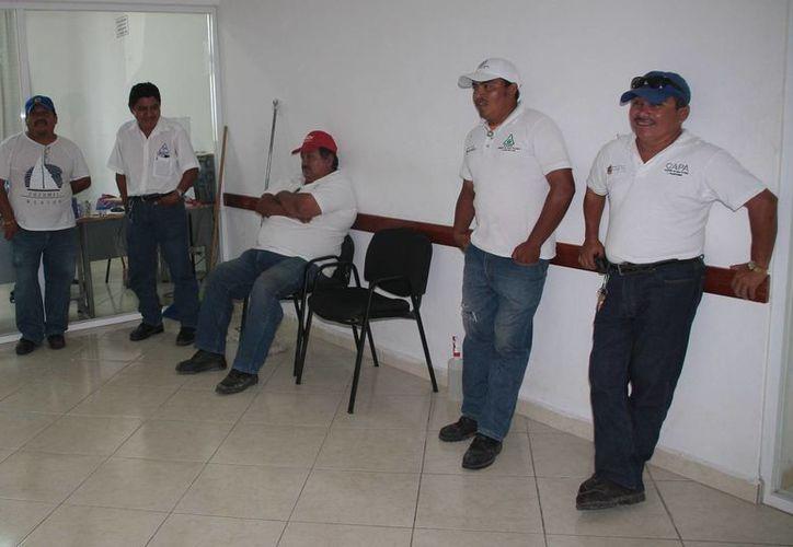 Las autoridades citaron a trabajadores de CAPA a declarar. (Julián Miranda/SIPSE)