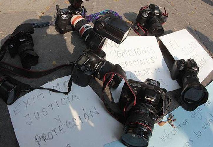 Reporteros sin Fronteras presentó su Balance de Periodistas Asesinados en el Mundo, ubicando a México e Irak como los más peligrosos. (Archivo/Reuters)