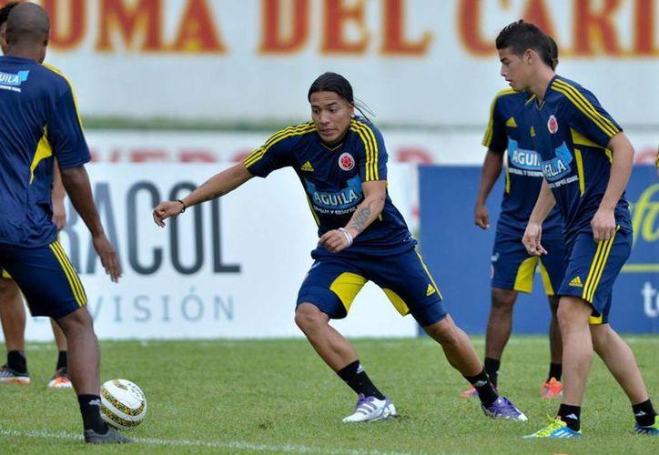 Dayro Moreno, de 28 años (c), jugó para el Tijuana durante el apertura 2011. (EFE/Archivo)