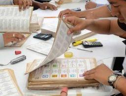 Roban papelería electoral en Iztapalapa
