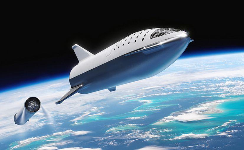 Inicia la carrera de vuelos comerciales para explorar el espacio. (Internet)