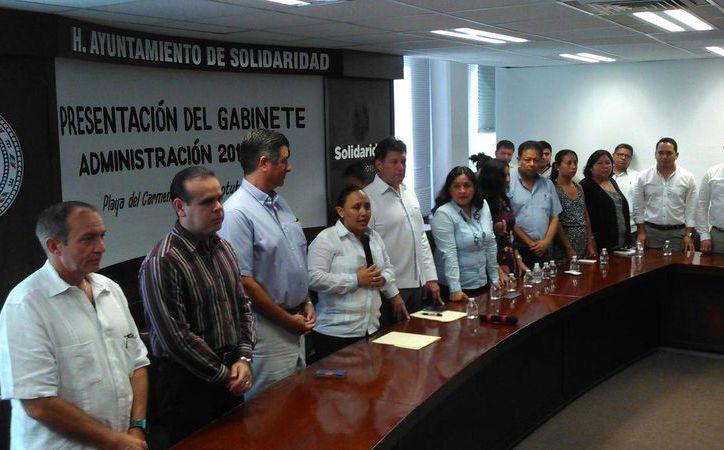 La presidenta municipal de Solidaridad adelantó que iniciarán un programa de austeridad. (Daniel Pacheco/SIPSE)