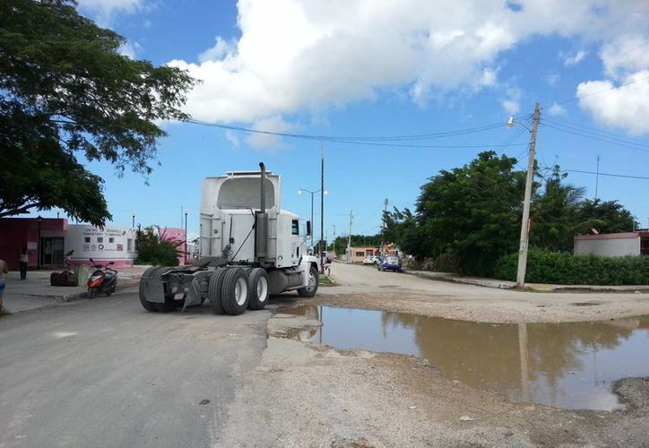 En Mérida las zonas de riesgos se ubican principalmente en las zonas conurbadas con otros municipios. (SIPSE)