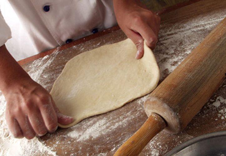 """El Pizza Pascalina, diseñada por científicos de Nápoles, ha sido llamada """"la pizza que extiende la vida"""". (Foto: Contexto)"""