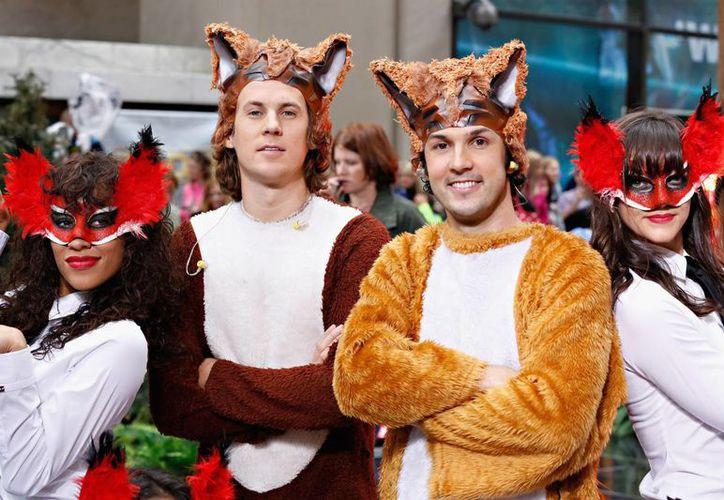 El dúo de comediantes noruegos Ylvis, en el top de YouTube. (nypost.com)