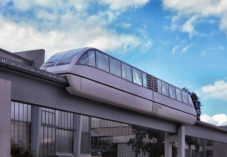 En 2017 surgió la idea de que en nuestro país se construyera un proyecto de tren de ultravelocidad en cápsulas dentro de tubos al alto vacío. (Imagen ilustrativa/Wikipedia)