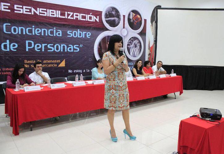 Asociación civil internacional organizó un taller de sensibilización. (Sergio Orozco/SIPSE)