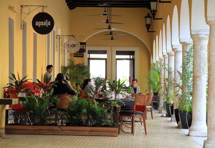 El sector restaurantero es el primero que resiente la crisis que afecta al país. (SIPSE)