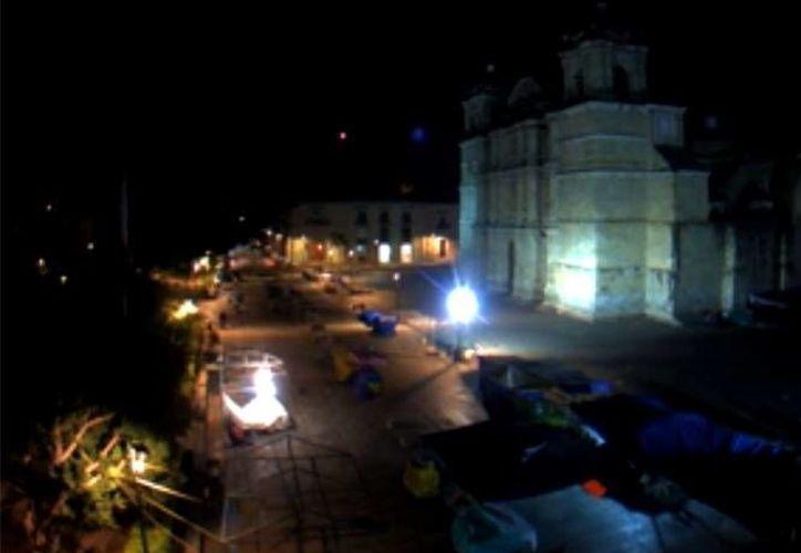 El sismo de 6.4 grados Richter con epicentro en Veracruz se sintió bastante en Oaxaca. (excelsior.com.mx)
