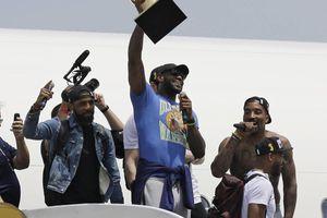 Hoy los Cavaliers son héroes en Cleveland