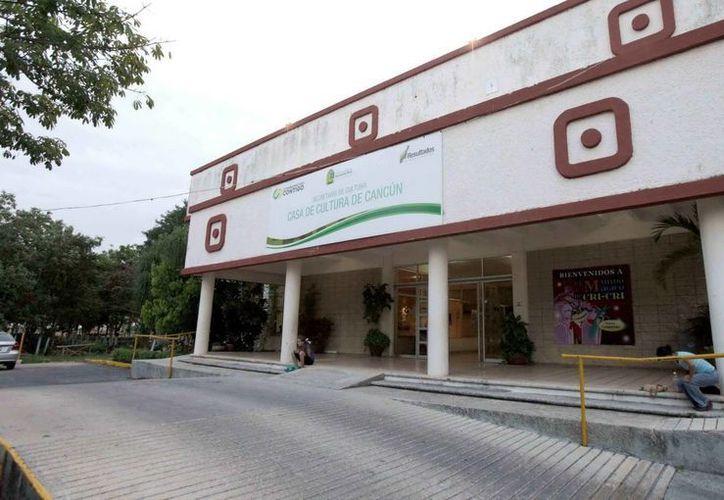 La Casa de la Cultura será sede de los diversos eventos. (Redacción/SIPSE)