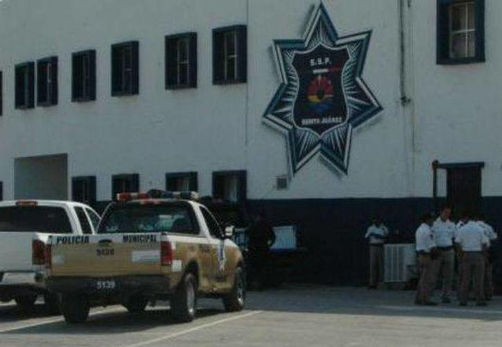 La Policía Municipal entregó el menor al DIF. (Archivo/SIPSE)