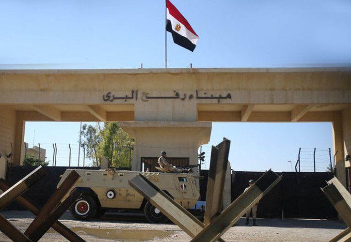 Egipto ha estado luchando contra una creciente insurgencia en el norte de Sinaí. (RT)