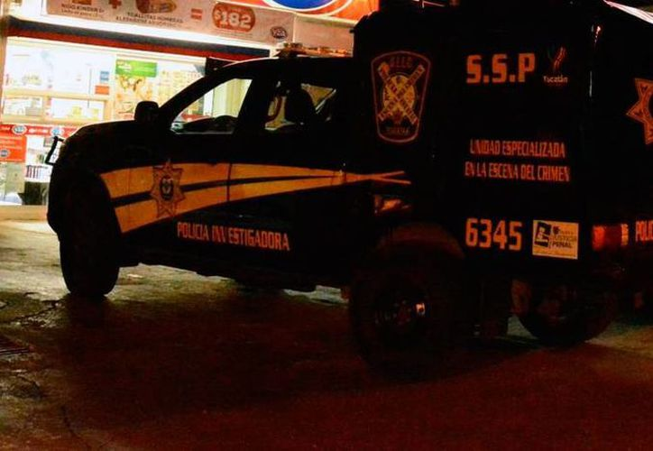 Elementos de la SSP continuaban con la búsqueda del agresor hasta la noche de este martes. (Imagen ilustrativa/ Milenio Novedades)