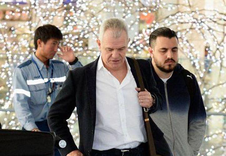 'Sayonara' le dijo la Federación Japonesa de Futbol al técnico mexicano Javier Aguirre. (AP)