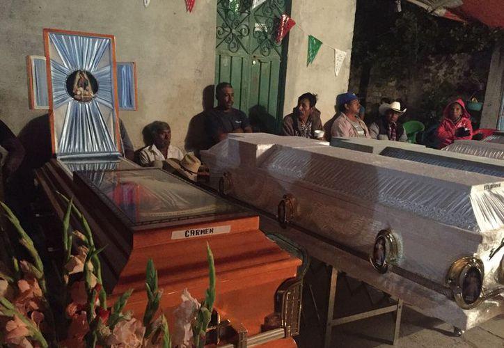 En Atzala, se concentra el mayor número de víctimas mortales. (Contexto)