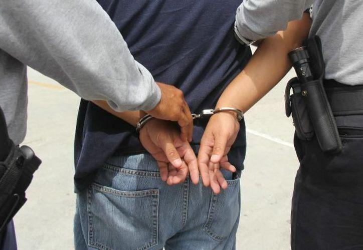 El detenido es uno de los objetivos prioritarios en el estado de Tamaulipas. (Contexto)