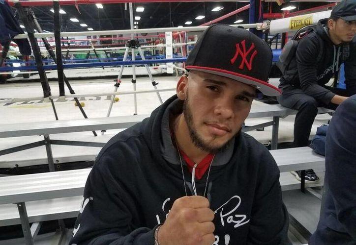 Roberto Durán Jr. tuvo exitoso debut como profesional en combate celebrado en Hollywood, Florida. (Foto: El Nuevo Herald)