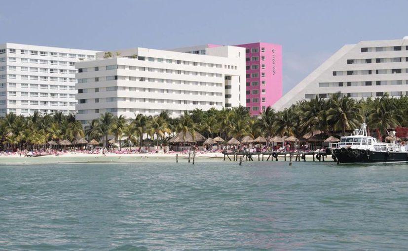 La información fue generada en colaboración con los hoteles. (Tomás Álvarez/SIPSE)