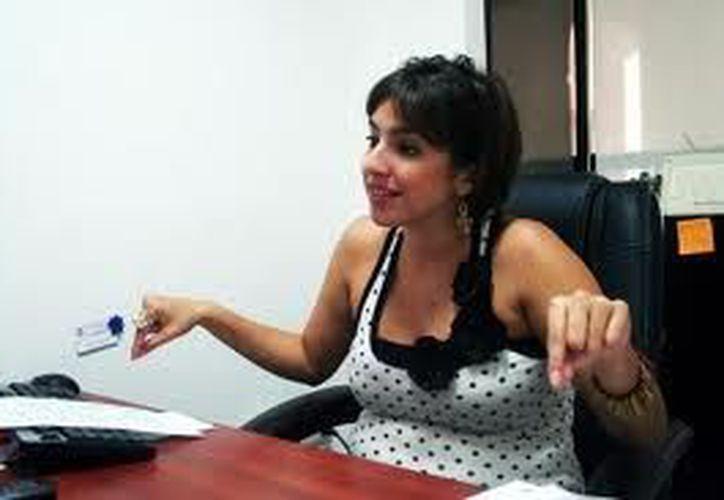 La directora de Gobernación  de Mérida, Lizette Mimenza Herrera, comentó que desde ayer la afluencia en las inscripciones fue muy notoria. (SIPSE)