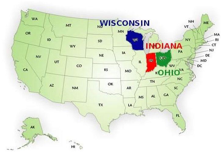 El sujeto arrestado en Indiana también habría amenazado con prenderle fuego a su esposa. (www.wordpress.com)