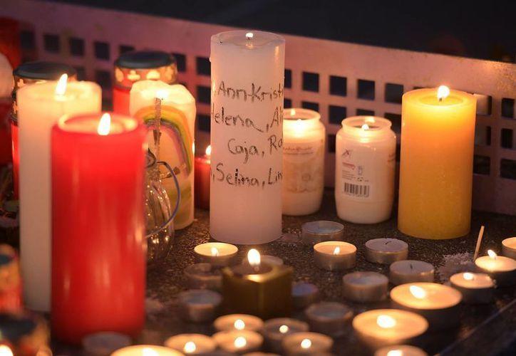 El accidente aéreo de Germanwings en los Alpes franceses dejó un total de 150 personas muertas. (AP)