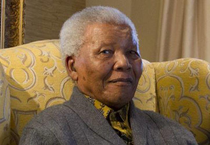 Mandela fue un héroe para los pueblos y gobiernos latinoamericanos. (Agencias)