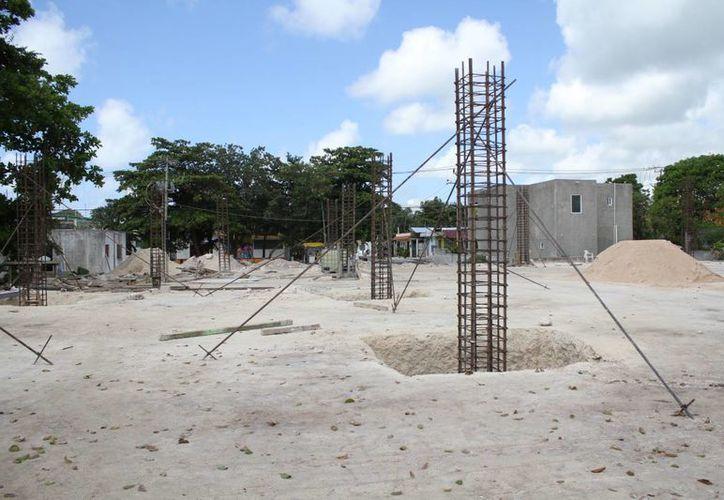 Mencionan que continúa el avance del proyecto. (Sergio Orozco/SIPSE)