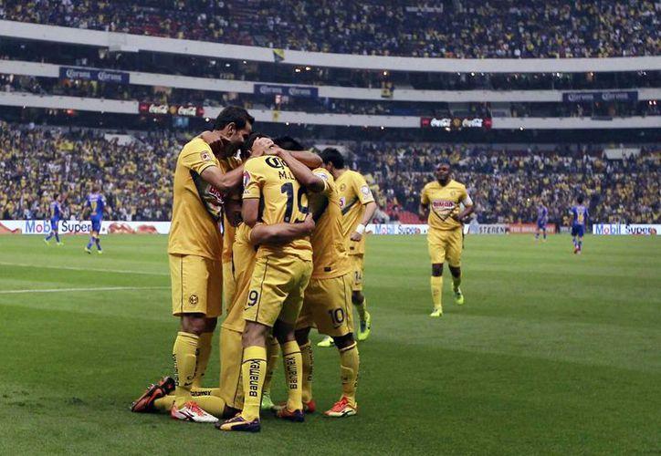 El América visitará al Toluca en el estadio Nemesio Diez el jueves a las 19:00 horas en la ida de una de las semifinales. (Agencias)