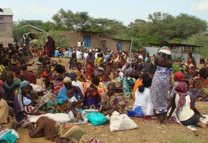 África es la región más azotada por el hambre en el mundo. (Reuters)