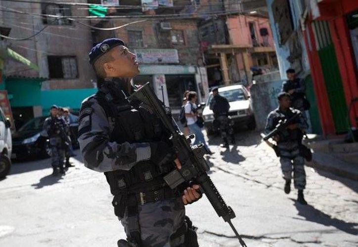 Las fuerzas de seguridad han mostrado preocupación por una reciente ola de asesinatos de policías (Agencias/AP)