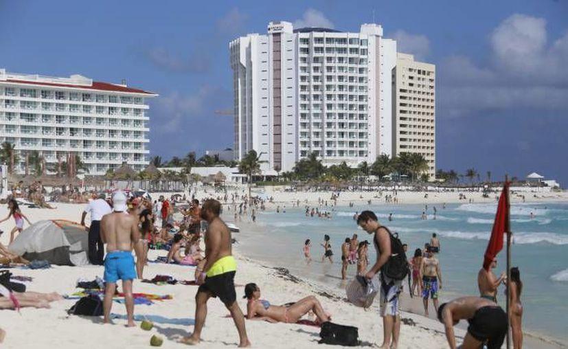 Prevén alta ocupación hotelera para el cierre del año. (Redacción/SIPSE)