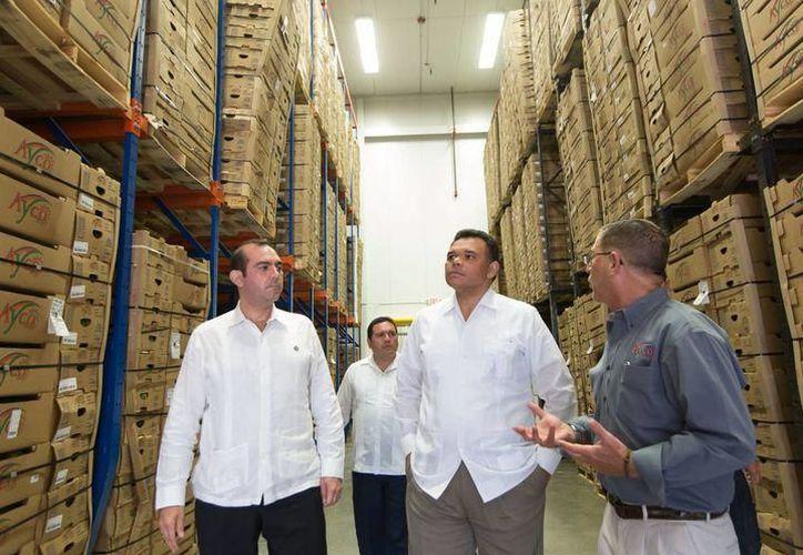 Este domingo a las 11 horas el gobernador, Rolando Zapata rendirá su quinto informe de gobierno. (SIPSE)