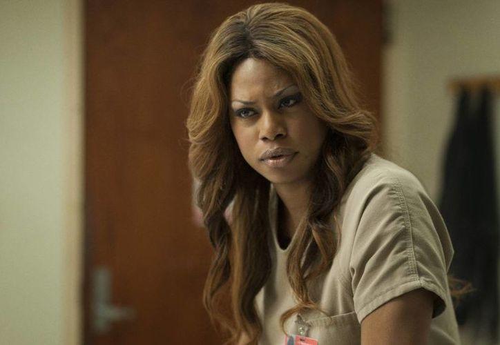 Laverne Cox, de 'Orange Is the New Black', se convirtió en la primera actriz transexual postulada al premio Emmy. (time.com)