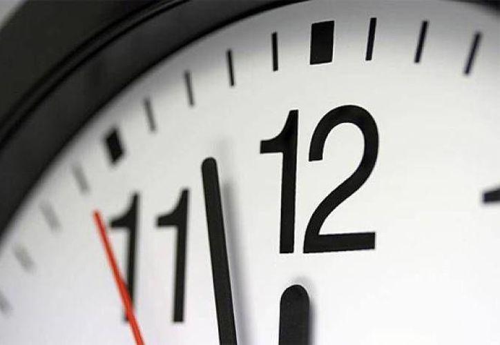 El cambio de horario del 25 de octubre no afectará a Quintana Roo. (Contexto/SIPSE)