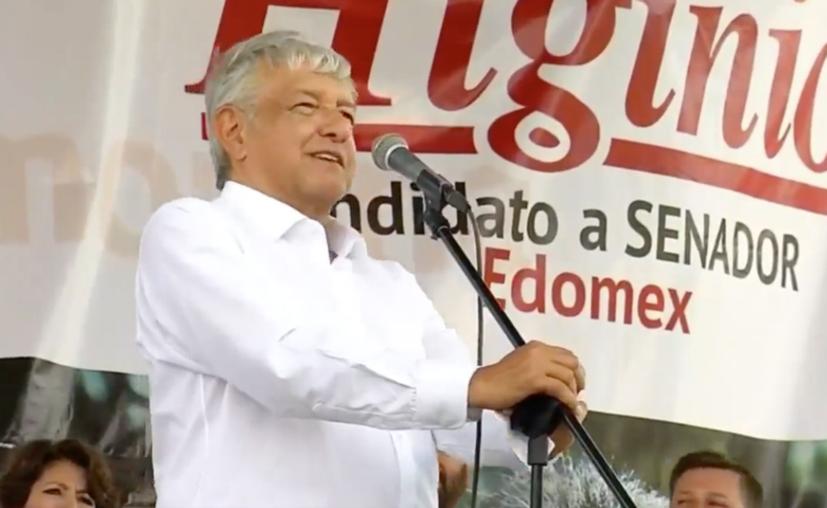 El candidato de la coalición Juntos Haremos Historia difundió documentos como prueba de que no ocultó ninguna propiedad. (Foto: ADN Político)