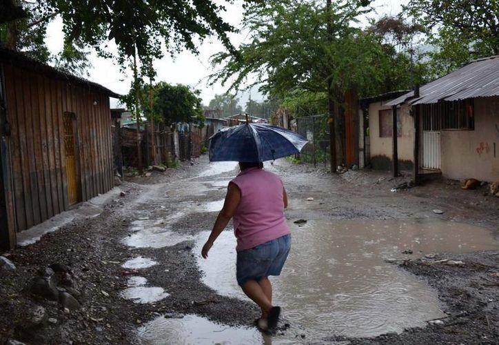 Habrá lluvias moderadas en al menos 16 estados. (Notimex)