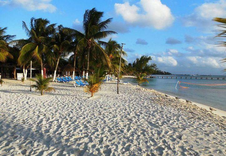 El pasado mes de abril, el gobierno federal tomó 369 muestras de agua en 269 playas públicas del país. (Foto de Contexto/riviera-maya-adventure.com)
