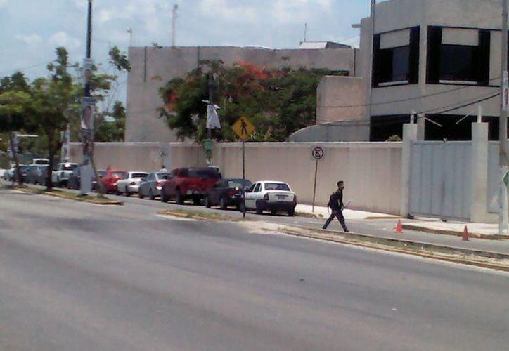 La delegación de la PGR se ubica en la José López Portillo, Región 93. (Redacción/SIPSE)