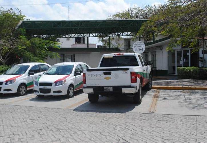 Los indocumentados quedaron a disposición del Instituto Nacional de Migración. (Redacción/SIPSE)