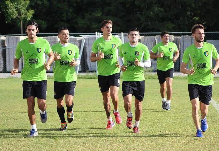 El ánimo volvió al equipo astado tras el triunfo del viernes pasado sobre Tapachula. (Milenio Novedades)