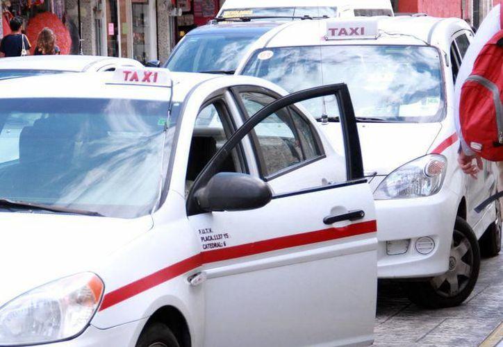 En Mérida la tarifa ocasiona que traslados regulares se disparen en su precio a casi el doble de lo regular. (SIPSE)